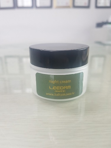 천연발효 나이트크림 natural fermentation night cream US $ 85.00
